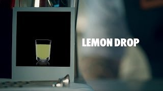 How to make an Absolut Lemon Drop Cocktail  Recipe