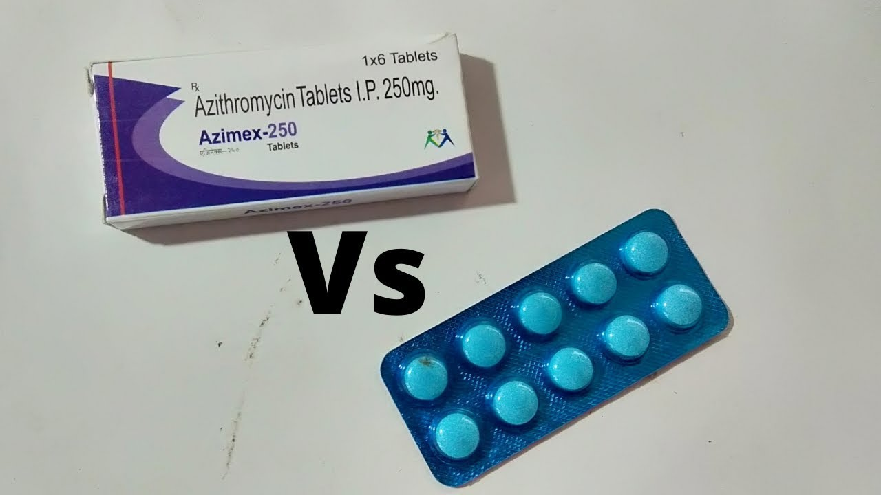 Download Roxythromycin Vs Azithromycin What Are The Indication ?