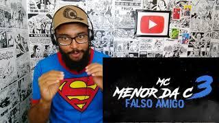 Baixar MC Menor da C3 - Falso Amigo (Lyric Vídeo) (Luck Muzik)