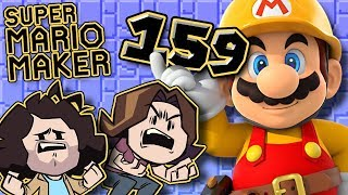 Super Mario Maker: Stripes, Spots or Circles? - PART 159 - Game Grumps