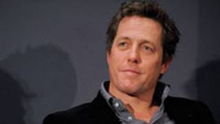 Hugh Grant Turns the Tables