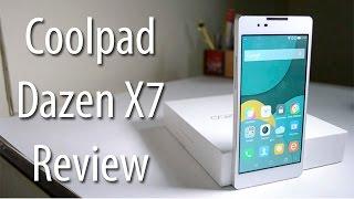 Coolpad Dazen X7 Review