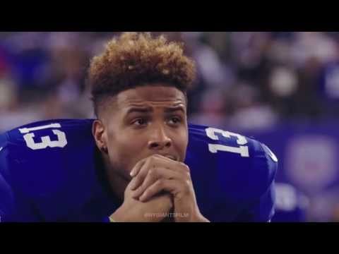 New York Giants 2016-2017 Playoff Hype