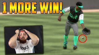 1 MORE WIN FOR 12-0! CRAZIEST ENDING EVER! (NOT CLICKBAIT) MLB The Show 17 | Battle Royale