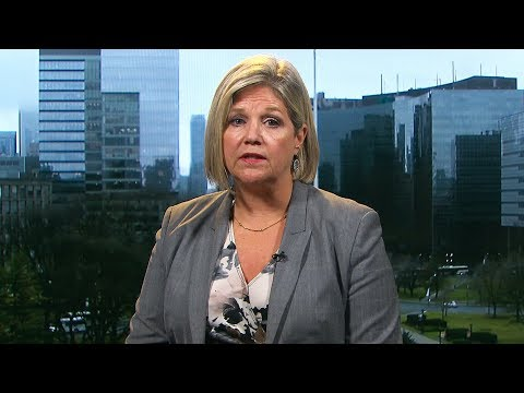 Horwath slams Ont. PC party: 'How can they be ready to govern?'