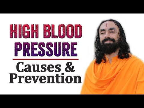 8 Reasons for High Blood Pressure | Hypertension Prevention and Control Tips| Swami Mukundananda