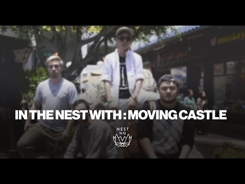 In the Nest with Moving Castle