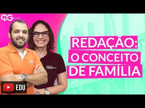 Discussão da redação do Enem com Fernanda Pessoa: O conceito de família de YouTube · Duração:  1 hora 30 minutos 25 segundos