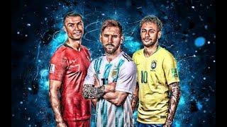 Crazy Football Skills ft. Cristiano Ronaldo , Lionel Messi , Neymar Jr | Fast And Furious Skills |