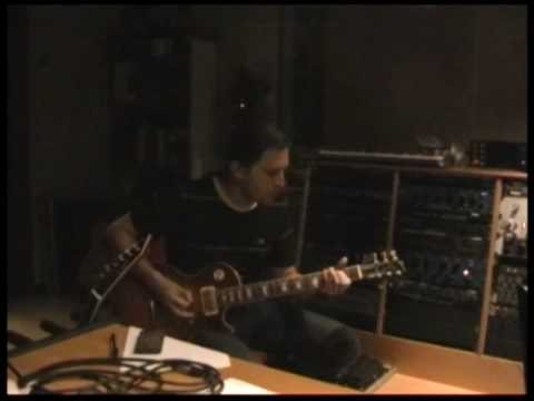 Desert Studio Report Vol.2 - Recording the Guitar
