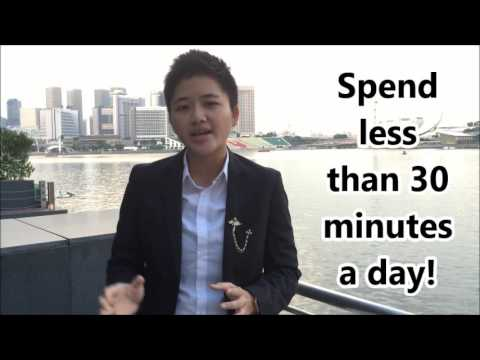 Motivational speaker Singapore and award-winning Forex trader speaking at ShowFX Conference
