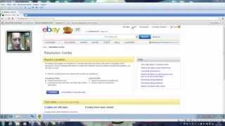 Как открыть диспут на eBay? Resolution Center(, 2012-11-10T22:02:31.000Z)