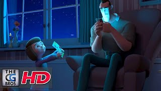"CGI 3D Animated Short: ""Distracted""  - by Emile Jacques 