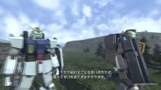 MOBILE SUIT GUNDAM SIDE STORIES - 機動戦士ガンダム戦記 Lost War Chronicles PS3 | 全シーン