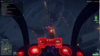 PlanetSide 2 - The Most Epic Air Battle on FNO, Cobalt