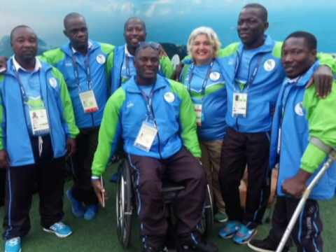 Final Report on Paralympics Sierra Leone