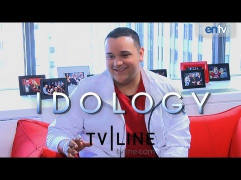 "Jeremy Rosado Booted ""American Idol"" Interview - IDOLOGY: ENTV"