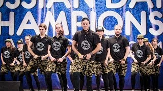 F.O.T. COMPANY — 1st Place — Best Hip Hop Crew @ RDC14 Project818 Russian Dance Championship 2014