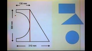 Guru: Geometrie, zusammengesetzte Flächen DSMDG#0030
