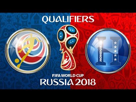Costa Rica vs Honduras (Hexagonal Concacaf Rusia 2018)