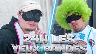 24H LES YEUX BANDÉS ! (Birdbox challenge)
