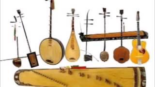 Một số bài nhạc Lưu Thủy, Nam Ai, Nam Xuân và Đảo Ngũ Cung