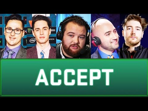 ANDERS, MOSES, SADOKIST, HENRYG AND SPUNJ PLAY CSGO
