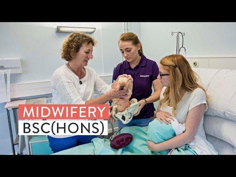 Midwifery BSc, University of Brighton