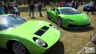 Wilton Classic & Supercars 2014
