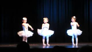 Vanessa year end ballet dance stage performance