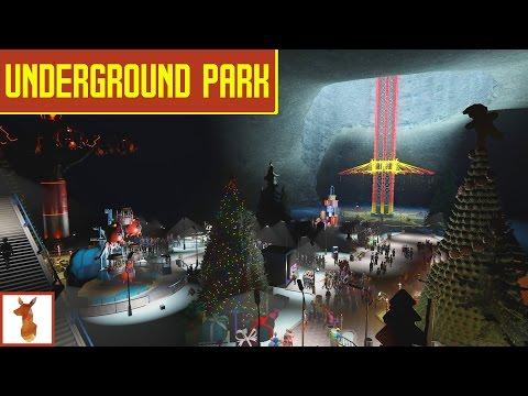 UNDERGROUND PARK » Planet Coaster