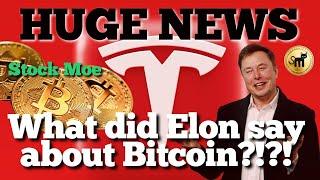 MASSIVE BITCOIN NEWS & Tesla ELON MUSK BITCOIN UPDATE & CARDANO Price Prediction & ETHEREUM NEWS