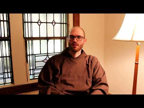 Br. Jason Reflects on Perpetually Professing His Vows