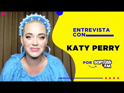 En YouTube: Entrevista I Katy Perry nos cuenta todo sobre su nuevo disco Smile