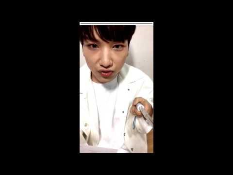 PRODUCE 101 주원탁 JOO WONTAK IG LIVE 180517