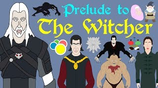 Prelude to the Witcher (No Spoilers!)