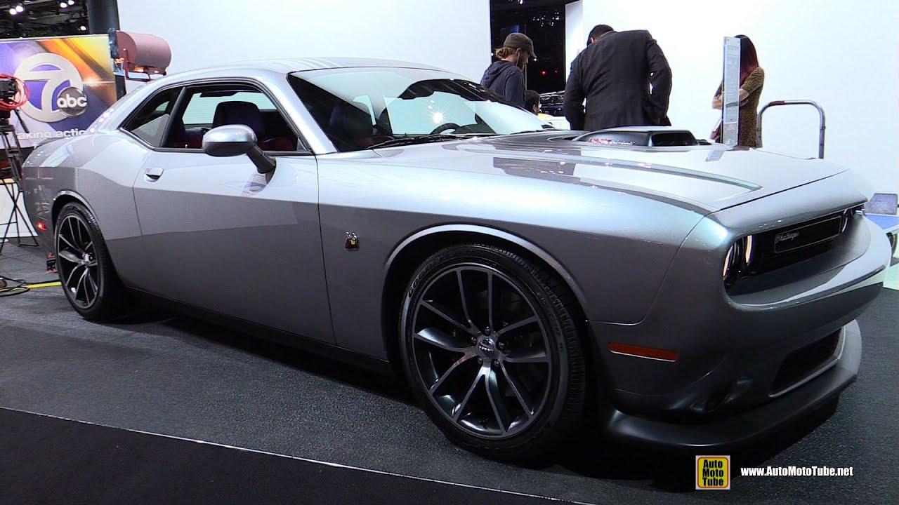 2015 Dodge Challenger R T Scat Pack 392 Hemi Exterior Interior