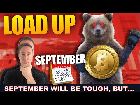 SEPTEMBER IS GOING TO BE ROUGH FOR CRYPTO. HERE'S THE GOOD NEWS.