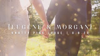 Eugene & Morgan // Knotty Pine Lodge // 8.8.20