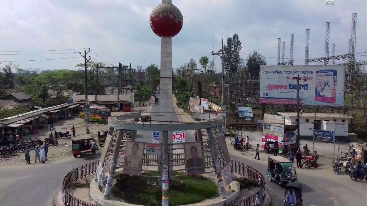 Patuakhali District Bangladesh   District view ...