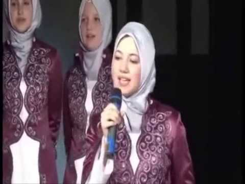 THE BEST SONG SELMA BEKTESHI WITH LYRICS 2014 (assalamualaika Ya Rasulallah)