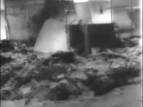 Nazi Concentration Camp Footage (1945)