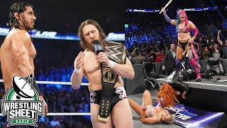 WWE SmackDown Recap: Should Mustafa Ali Be Called Up from 205 Live?