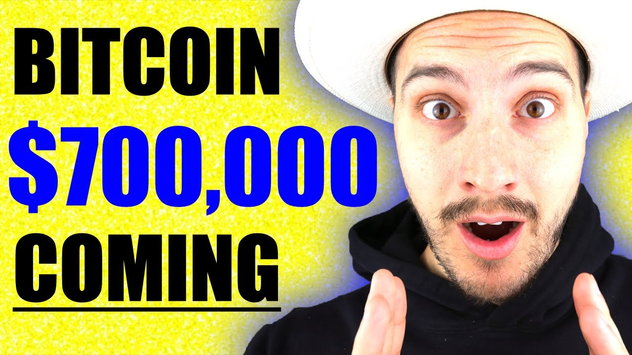 Bitcoin Price Going To $700,000. Let's Talk