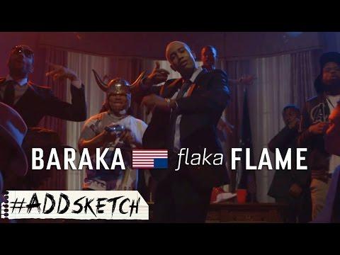 Baraka Flaka Flame - 3 Peat