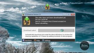 Help CCleaner Remove All Your Excess Files With CCEnhancer by Britec