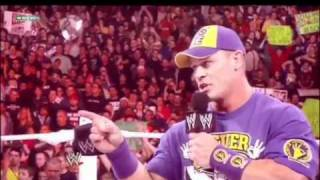 RAW Rebound: A showdown between The Rock, John Cena and The Miz