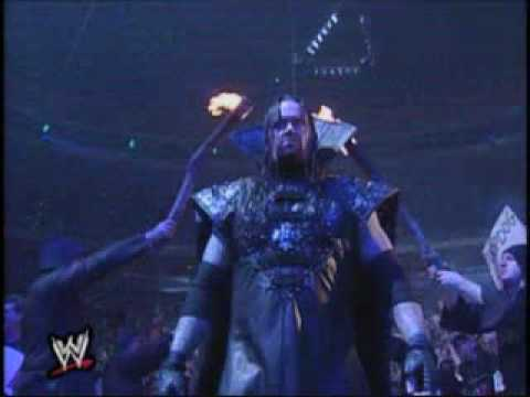 The Undertaker Theme Wrestlemania 14 - YouTube