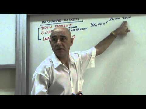Financial Markets and Institutions - Lecture 16