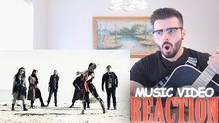 Radioactive - Pentatonix & Lindsey Stirling (Imagine Dragons cover) | Music Video Reaction
